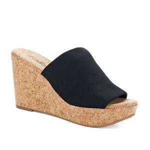 Women's Lucky Brand Marilyn Wedge Sandal Size 6.5